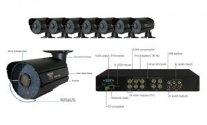 Night Owl LB-8DVR10-2