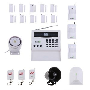 Fortress S02-E Wireless Home Security Alarm Review