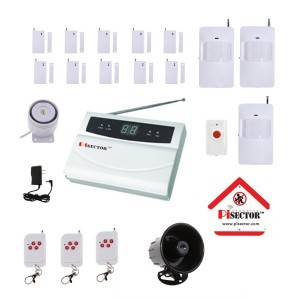 PiSector Wireless Home Security Alarm System Review