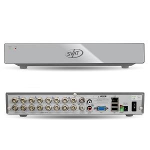 SVAT 16CH H.264 500 GB Smart Securities DVR Reviews