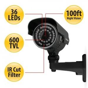 DEFENDER 21031 SENTINEL Camera Review