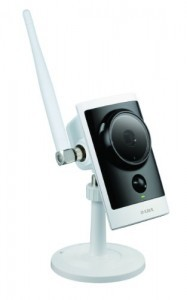 D-Link DCS-2332L Wi-Fi Network IP Surveillance Camera