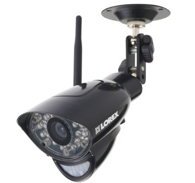 Lorex LW2734B LIVE Wireless Video Monitoring camera