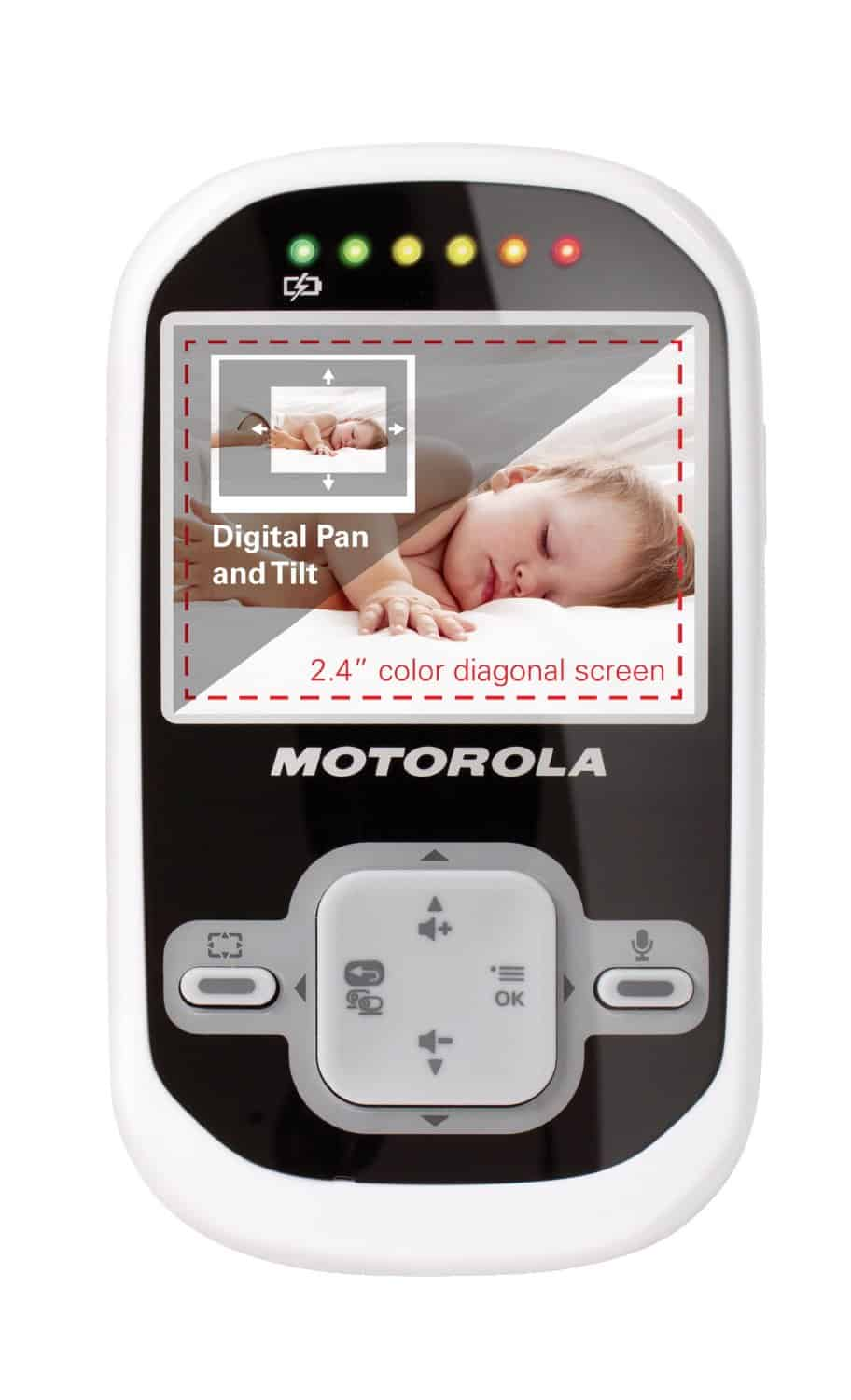 motorola mbp26 baby monitor review securitybros. Black Bedroom Furniture Sets. Home Design Ideas