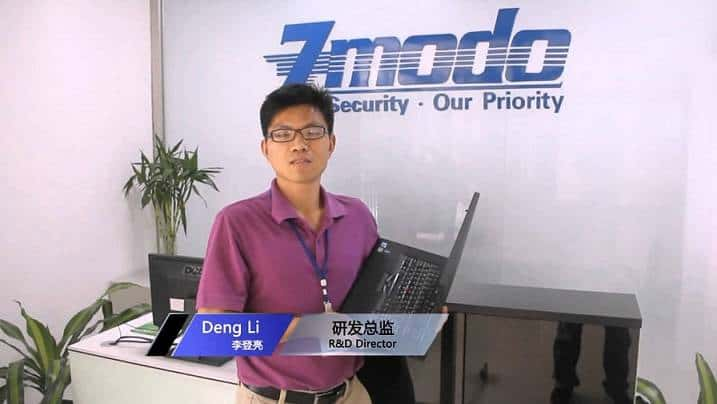 zmodo security