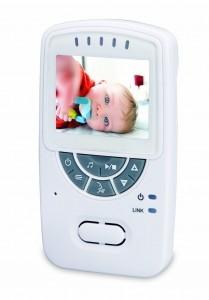 Lorex BB2411 2.4-Inch Sweet Peek Video Baby Monitor