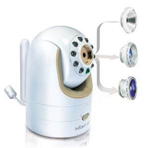 Infant Optics DXR-8 lenses