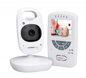 Lorex BB2411 Sweet Peek Video Baby Monitor
