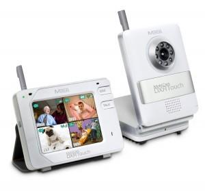 MobiCam DXR Touch Baby Monitor