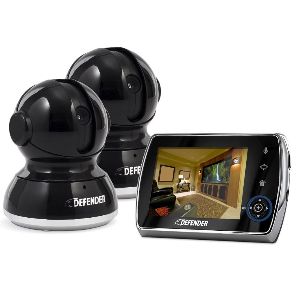 Defender Phoenix Digital Wireless Security System
