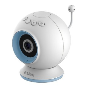 D-Link Wi-Fi Day Night HD Baby Camera DCS-825L
