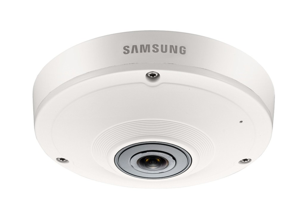 Samsung SNF-8010 5Megapixel Fisheye Security