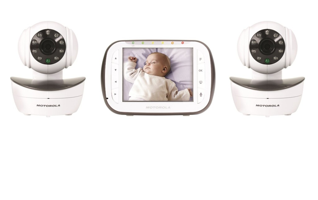 motorola mbp43 2 baby monitor review securitybros. Black Bedroom Furniture Sets. Home Design Ideas