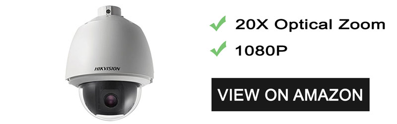 Best Budget Outdoor Ptz Ip Cameras Of 2018 Securitybros