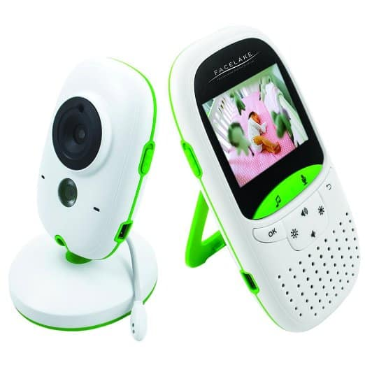 Facelake FL602 Video Baby Monitor