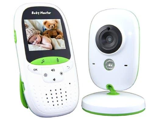 Huan Monitor Digital Video Baby Monitor