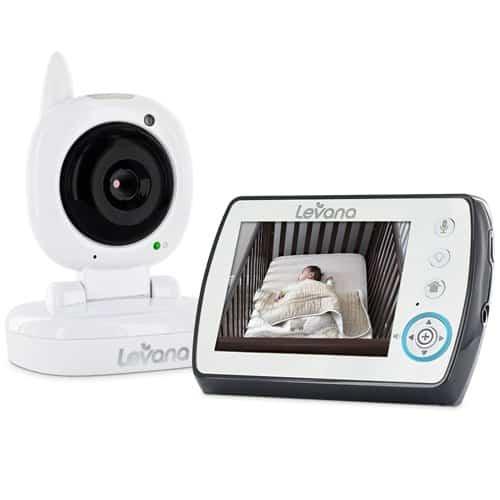 Levana Ayden 3.5 Digital Video Baby Monitor