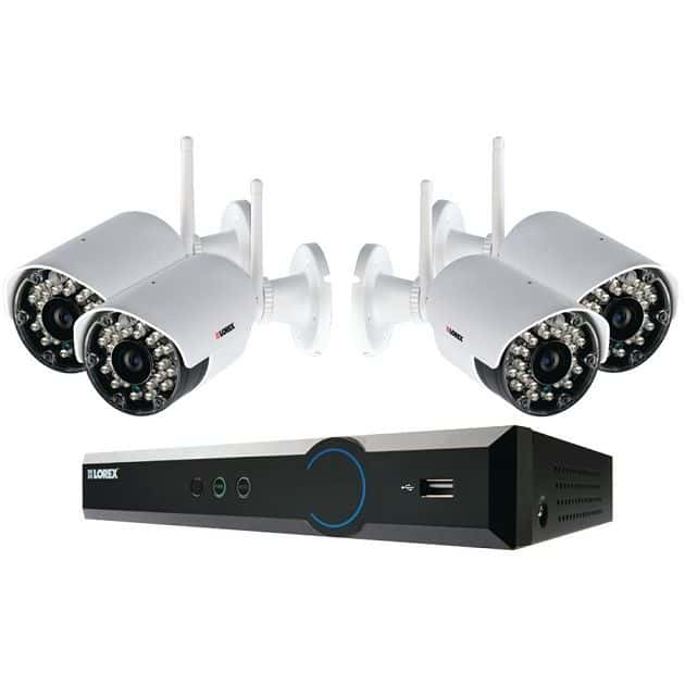 8 Best Budget Wireless Security Camera Systems 2016 | SecurityBros