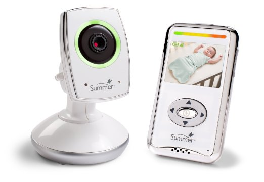 Summer Infant Baby Zoom Wi-Fi Video Monitor