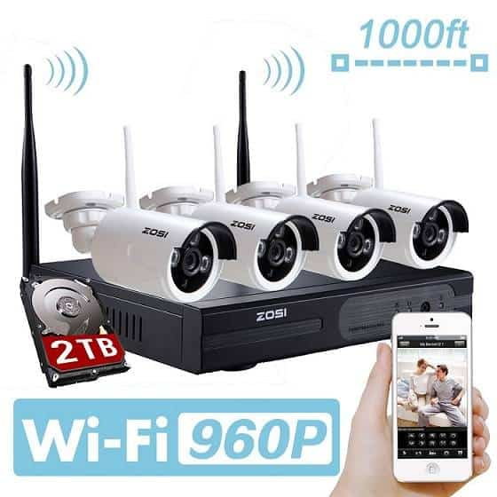 Best Home Security Wifi Camera System