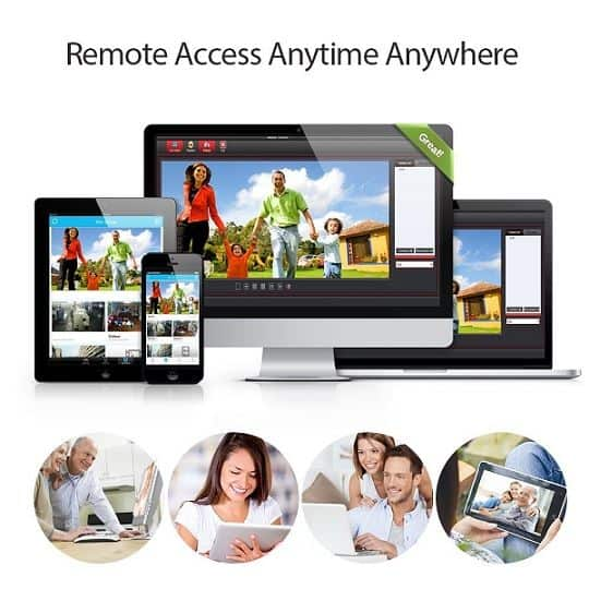remote access anywhere