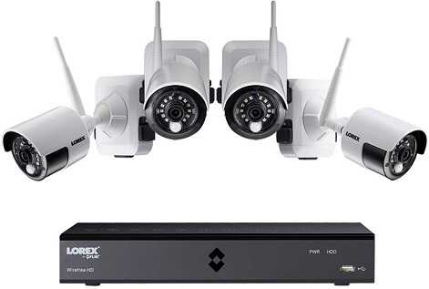 8 best budget wireless security camera systems 2018 securitybros easy to set up and install this security camera system makes an easy choice for most newbies it can be installed both indoors and outdoors and provides freerunsca Choice Image