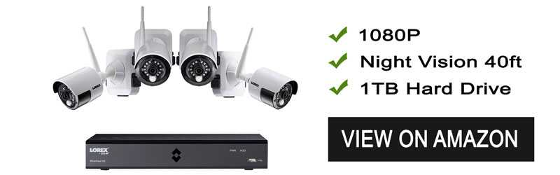 8 Best Budget Wireless Security Camera Systems 2018