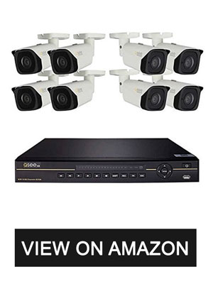 Q See 4k 8mp Ip Cameras Qcn8090b With Nvr Qc826 4