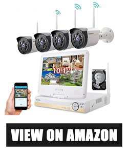 Onwote Wireless Home Security Camera System Review