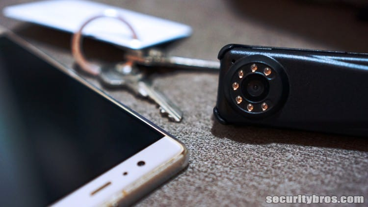 Can you find a hidden camera with a cheap spy camera detector or app