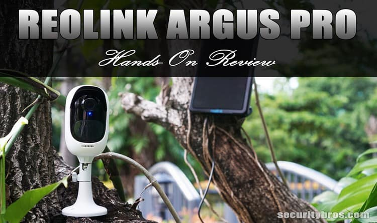reolink argus pro review securitybros. Black Bedroom Furniture Sets. Home Design Ideas